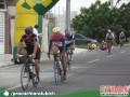Ciclismo na Praça Chiara Lubich