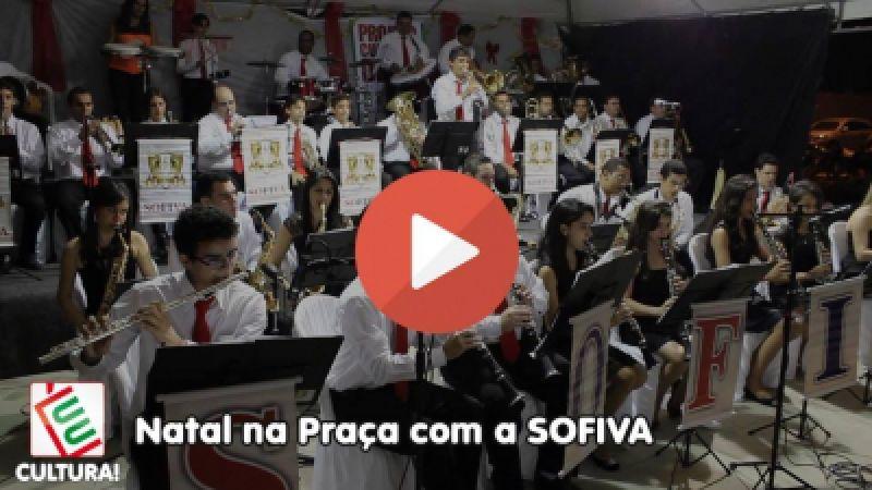 Natal na Praça com a SOFIVA | É-Cultura!