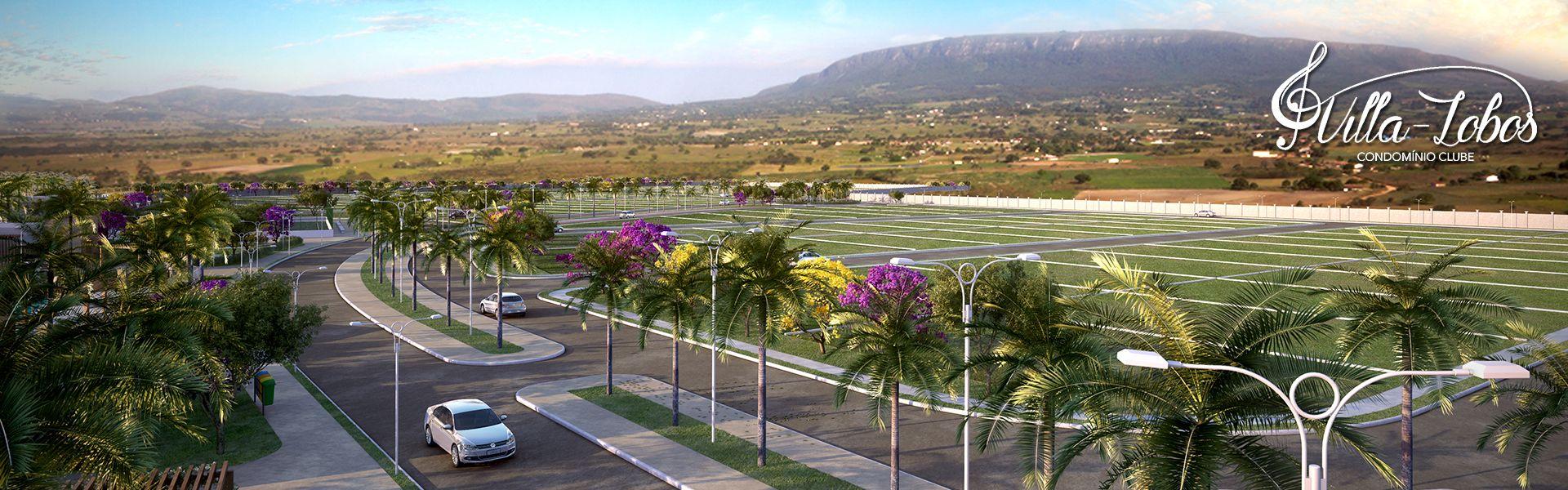 Condomínio Heitor Villa-Lobos